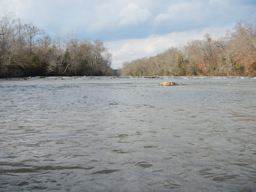 Saluda River below Erwin Mill Road (Credit: Upstate Forever)
