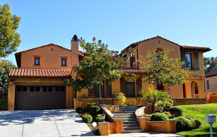 street view of a house in fairfield california