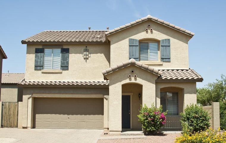 street view of a house in rancho cordova california