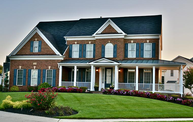 street view of a large house in arlington maryland