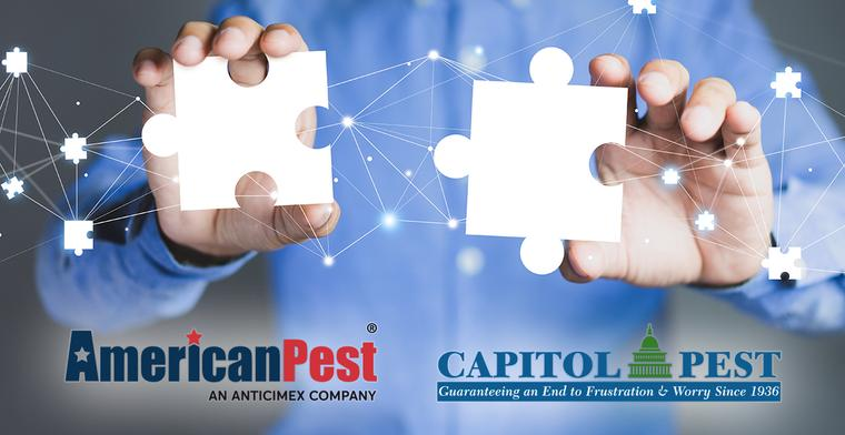capitol pest joins american pest like two puzzle pieces