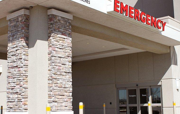 hospital emergency room