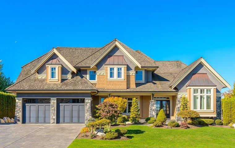 street view of a suburban home in fairfax virginia