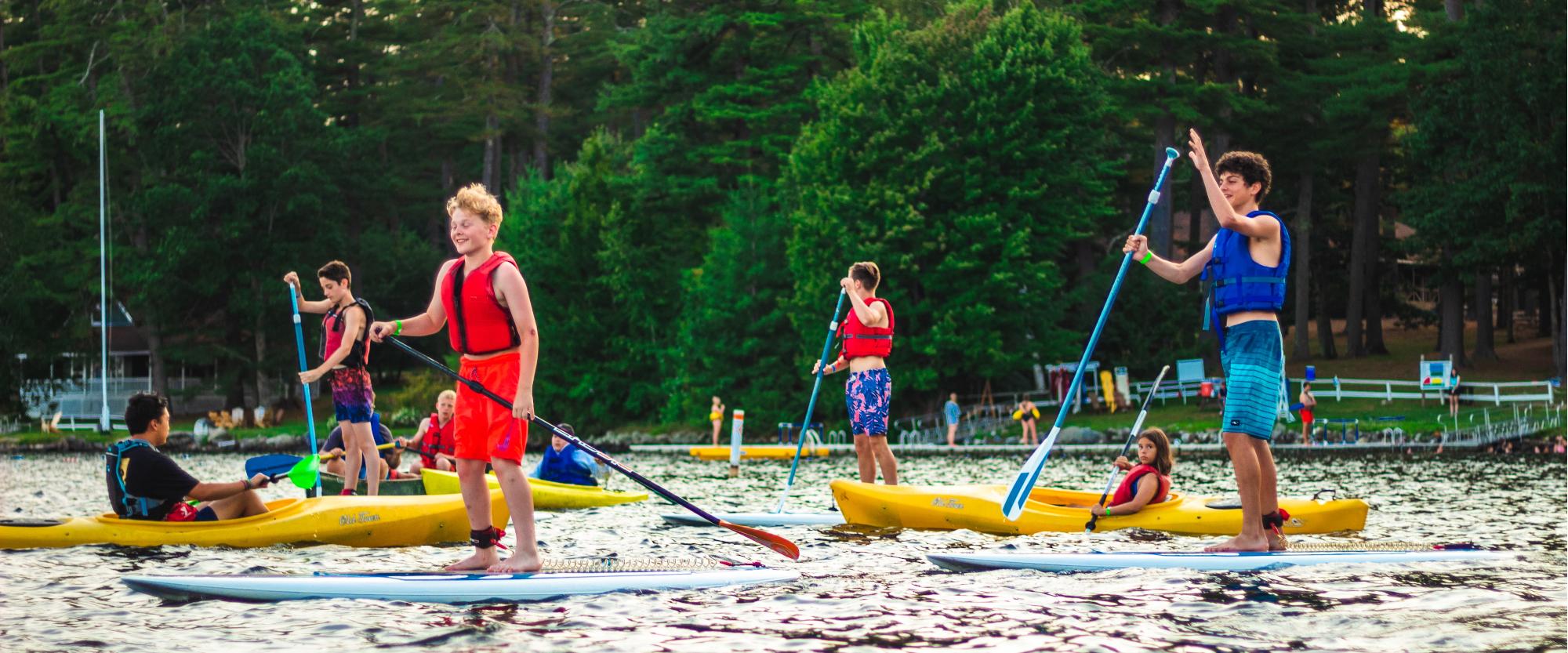 Maine Y Camp