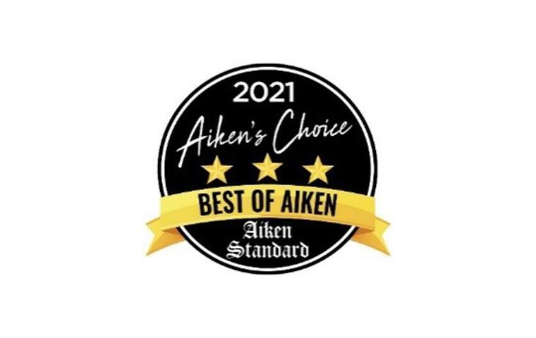 aiken choice 2021 award