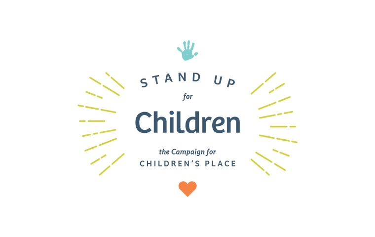 stand up for children logo