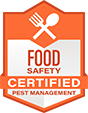 food safety certified logo