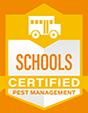 schools certified logo