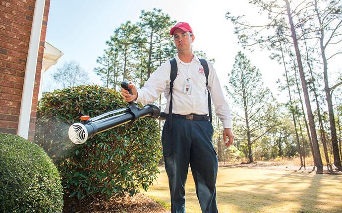 aiken tech treating for mosquitoes