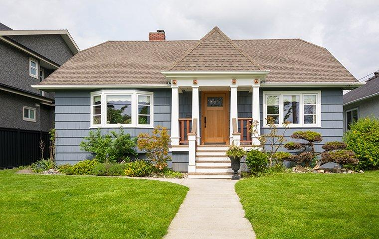 the exterior of a home in cincinnati ohio