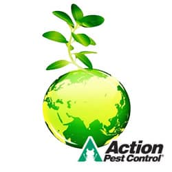earth day at action pest control