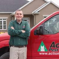action pest control technician