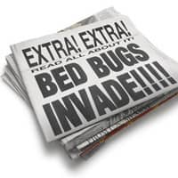 Bed Bugs In The News