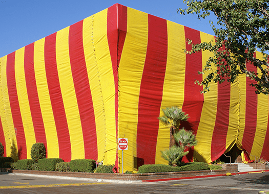 business with fumigation tent