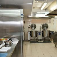 Image Of A Commercial Kitchen