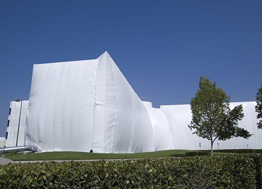 fumigation tents