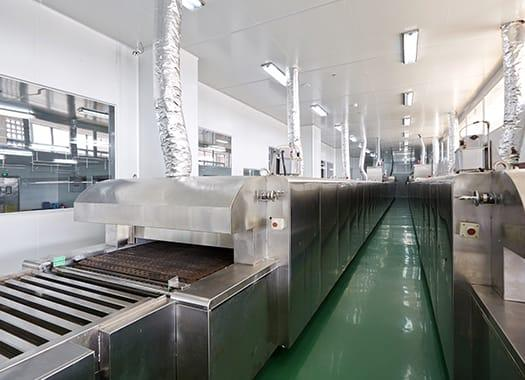 a commercial food processing facility in illinois protected after a fumigation treatment