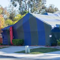 fumigation tent
