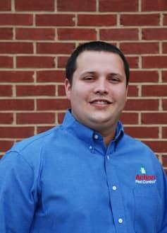 Jasper IN new branch manager Jesse Blessinger