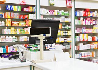 drug store pharmacy