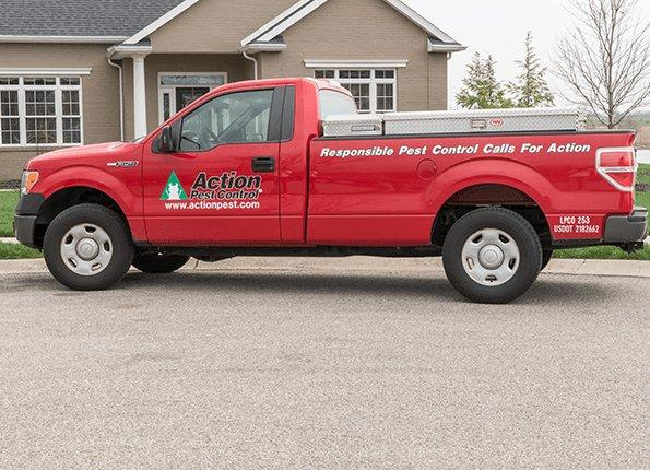 action pest control truck