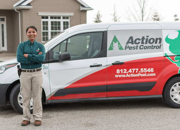 termite inspector serving Indiana, Kentucky And Illinois