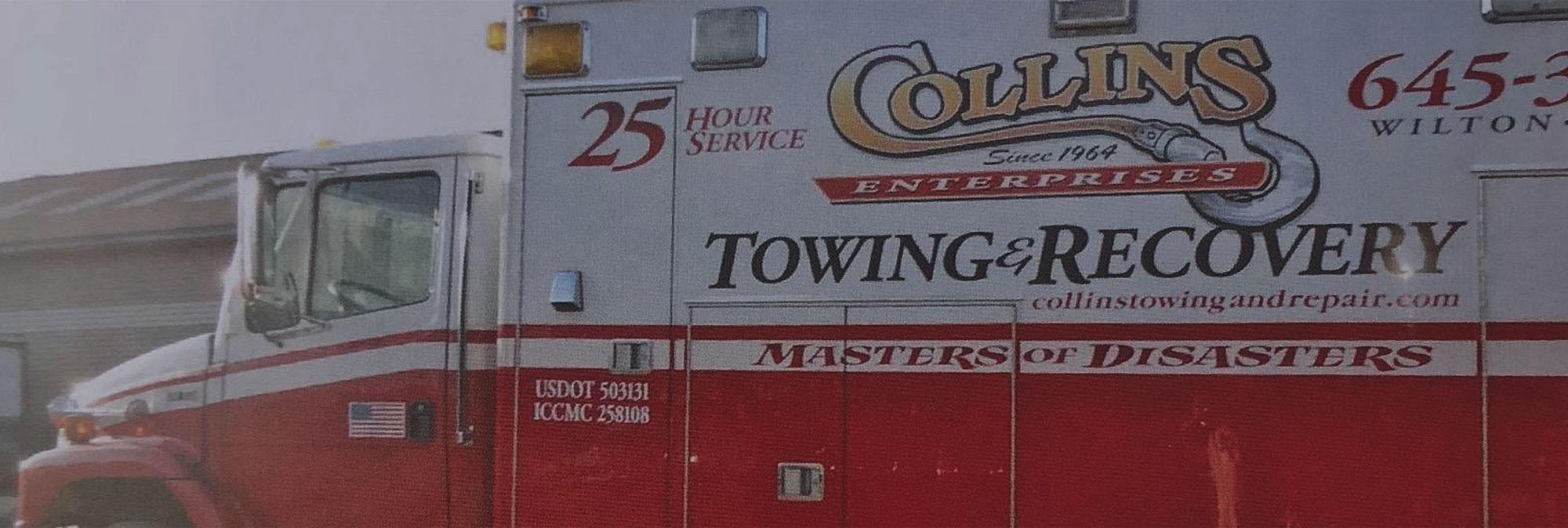 Collin's Towing & Recover