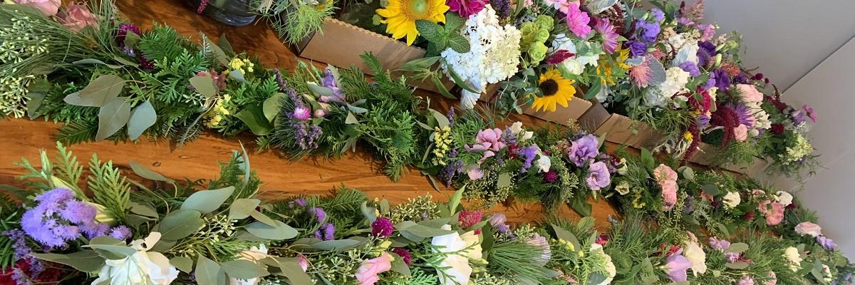 Fresh Flowers for your Forever!