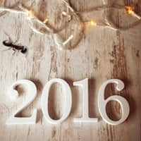 2016 new year