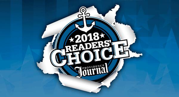2018 readers' choice award