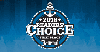 2018 readers choice logo