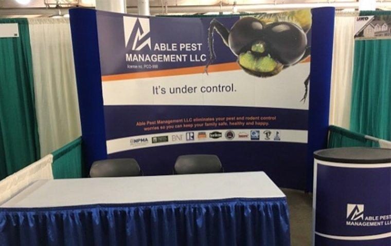able pest management display