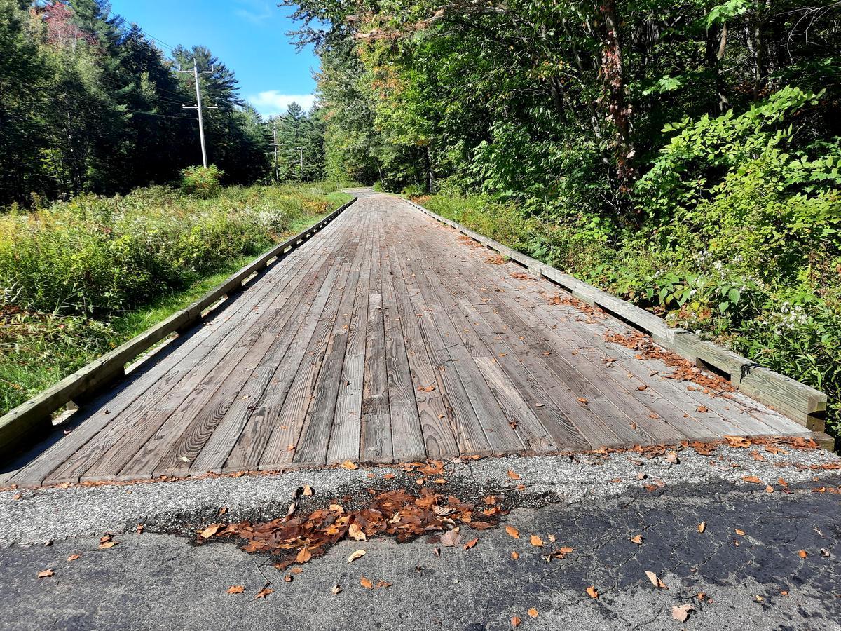 Rehabbed entrance to a bridge. Photo credit: Enock Glidden