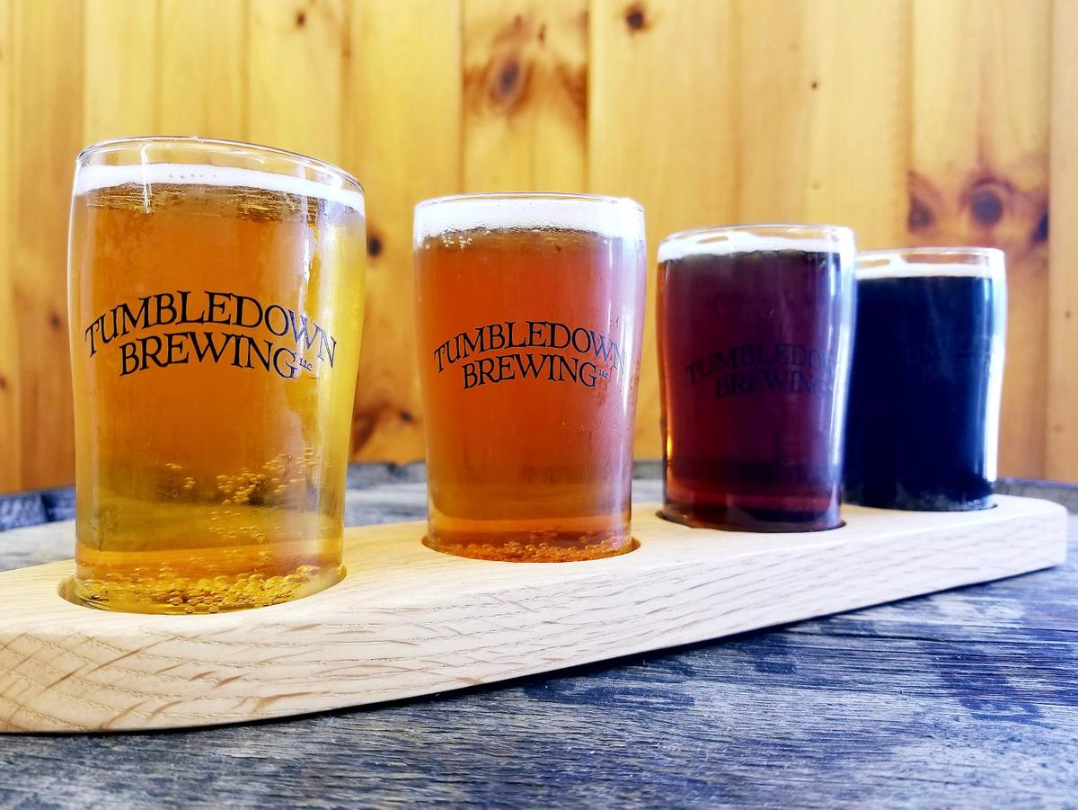 Early adopter - Tumbledown Brewing in Farmington (click the photo to see their listing!)