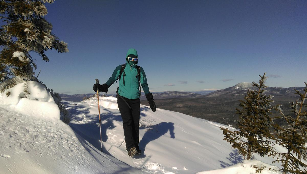 Masks can protect you and others from COVID as well as keep you warm in the winter months!