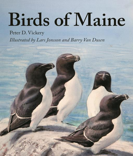 Birds of Maine Book Launch