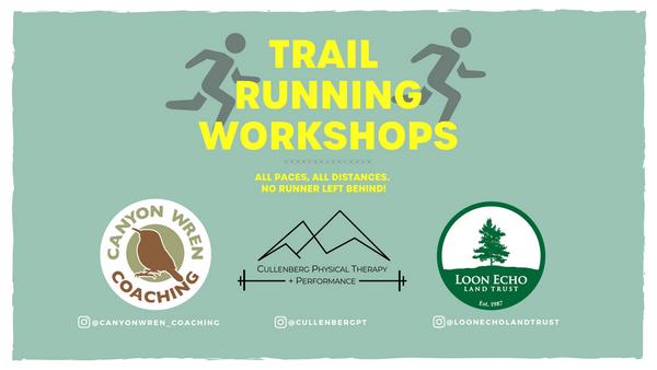 Trail Running Workshop