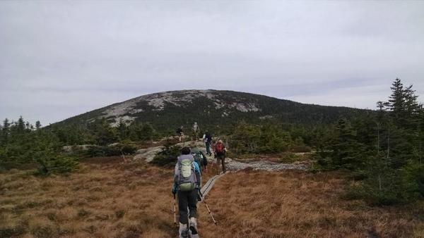 Baldpates Hike