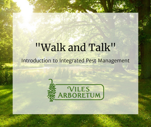 Walk and Talk - Integrated Pest Management