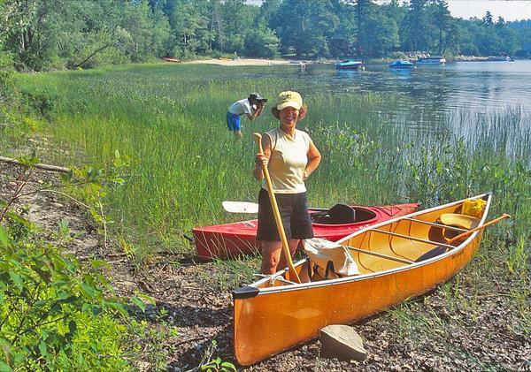 Perkins Woods Paddle