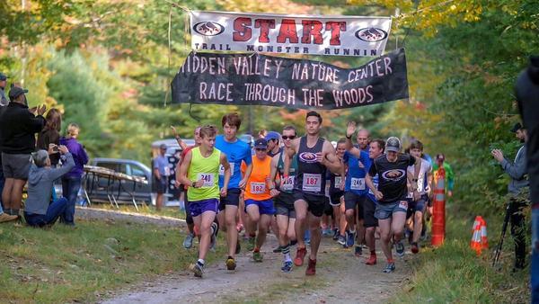 REGISTRATION OPEN: Race Through the Woods (Sept 29)