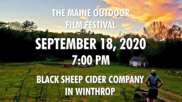 Maine Outdoor Film Festival Selects in Winthrop