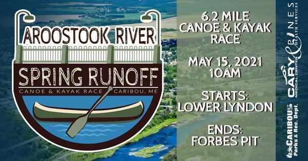 Aroostook River Spring Runoff Canoe & Kayak Race