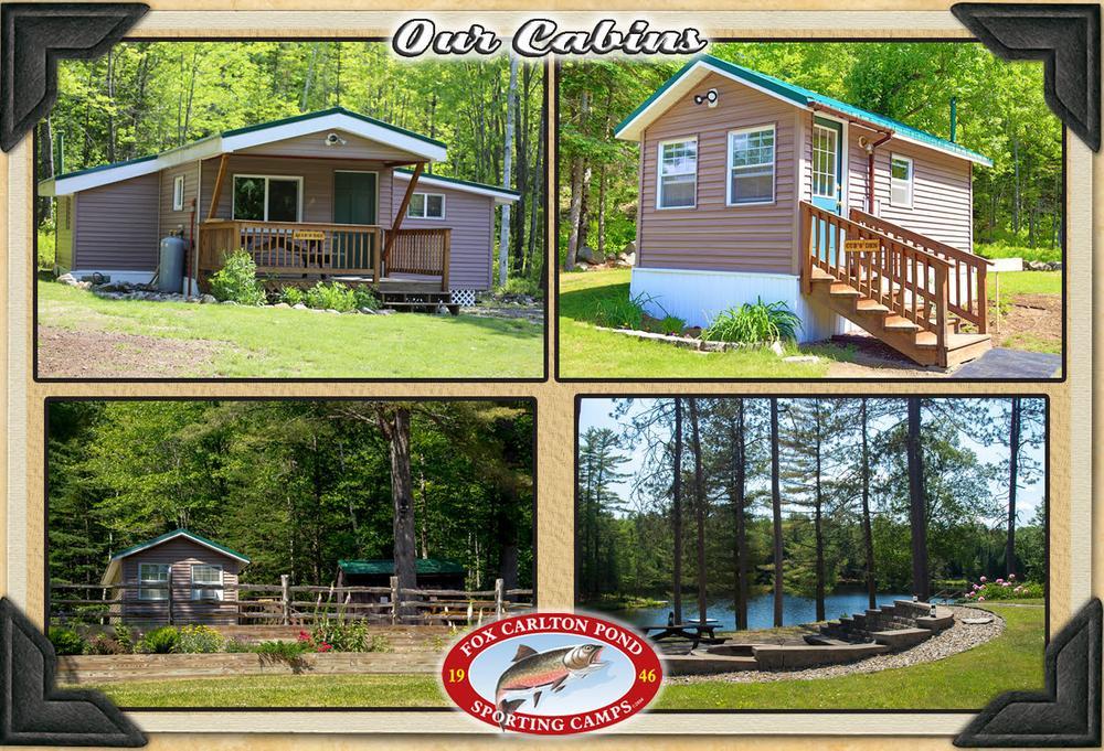 Cabins at Fox Carlton Camps