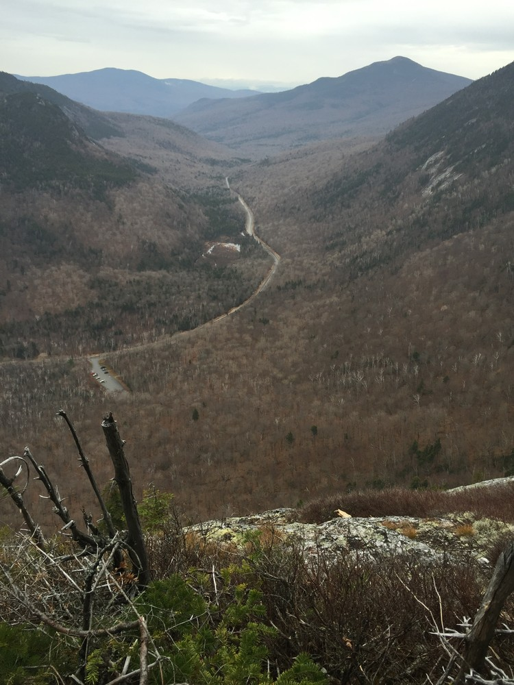 Grafton Notch State Park - Old Speck Mountain and Eyebrow Loop