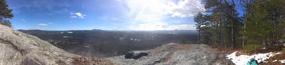 180 Degree Summit Panoramic (Credit: Robert Ratford)