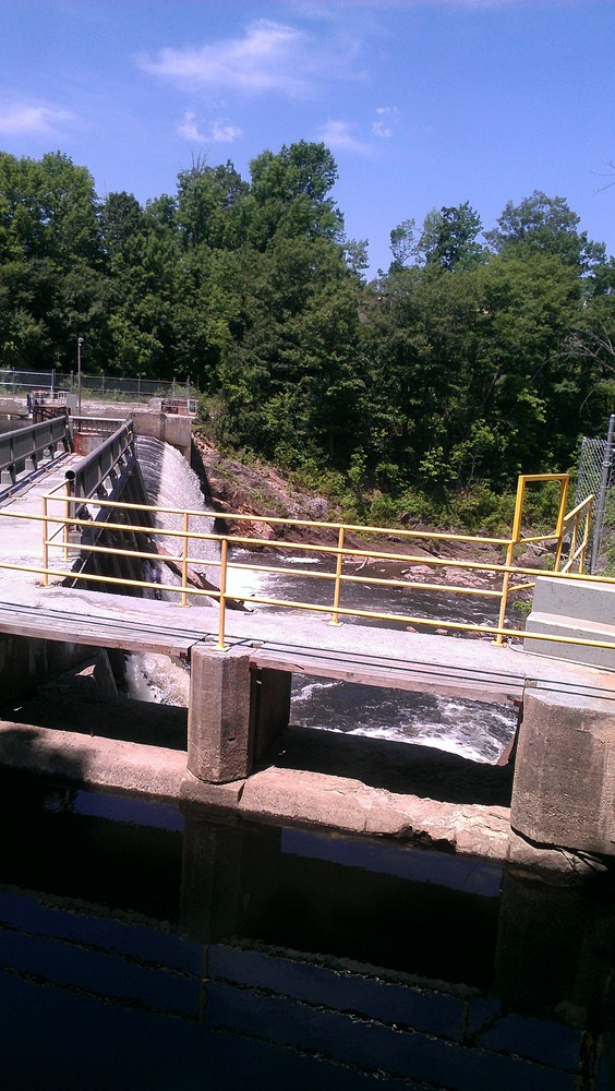 Lower Dam (Credit: Jean-Luc Theriault)