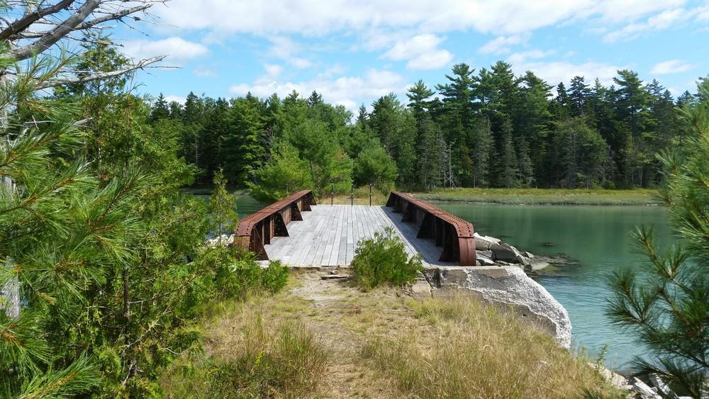 Old Pond Bridge (Credit: Curtis Libby)