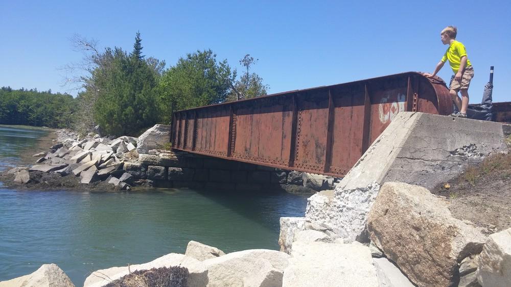 Old Pond Railway Trail