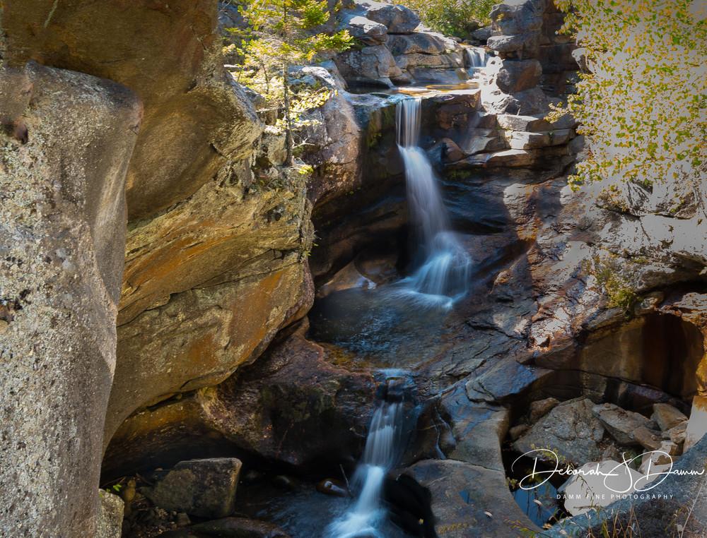 Screw Auger Falls (Credit: Deborah J Damm)
